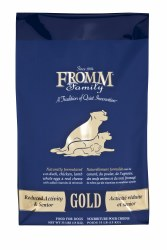 Fromm Gold - Senior and Reduced Activity - Dry Dog Food - 33 lb