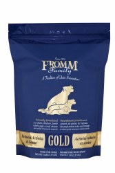 Fromm Gold - Senior and Reduced Activity - Dry Dog Food - 5 lb
