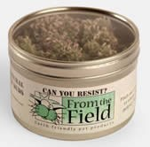 From the Field - Catnip Buds in a Tin Can - 0.4 oz
