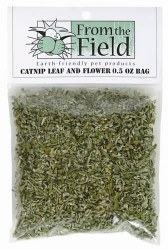 From the Field - Catnip Leaf and Flower Bag - 0.5 oz