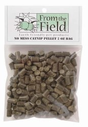From the Field - Catnip Pellets Bag - 2.0 oz