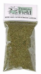 From the Field - Stalkless Catnip Bag - 3.0 oz