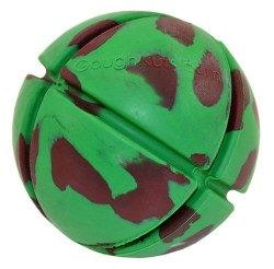 GoughNuts - Dog Toy - Ball - Green