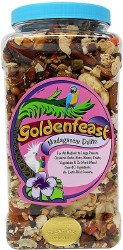 Goldenfeast - Madagascar Delite Blend - Bird Food - 64 oz