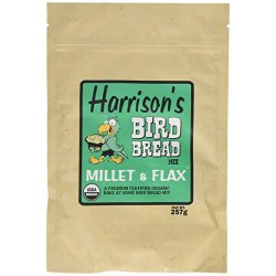 Harrison's - Bird Bread Mix -  Millet & Flax - Bird Treat