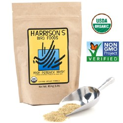 Harrison's - High Potency Mash - 1 lb
