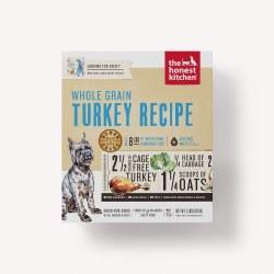 The Honest Kitchen - Whole Grain Turkey Recipe - Dehydrated Dog Food - 2 lb