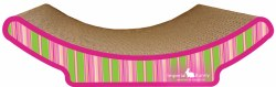 Imperial Bunny - Scratch 'n Nibble Cozy Curl -  Stripe