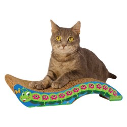 Imperial Cat - Cardboard Scratcher - Caterpillar