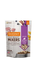 Instinct - Raw Boost Mixers Rabbit - Freeze Dried Cat Food - 6 oz