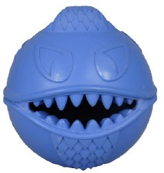 "Jolly Pet - Dog Toy - Monster Ball - 2.5"""