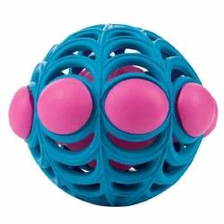 JW - Dog Toy - Arachnoid Ball - Medium