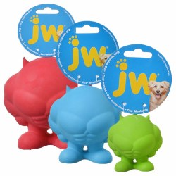 JW - Dog Toy - Bad Muscles Cuz - Small
