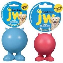 JW - Dog Toy - Bad Cuz - Small