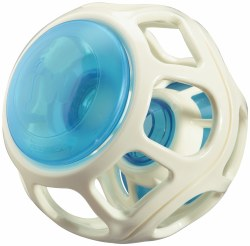 JW - Dog Toy - Rockin' Treat Ball