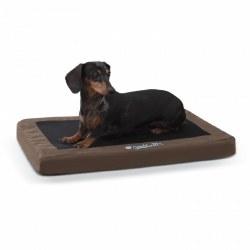 K&H - Comfy n' Dry Indoor/Outdoor Bed - Chocolate - Medium
