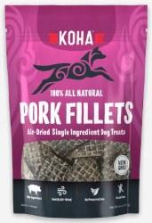 Koha - Pork Filet - Dog Treats - 4 oz