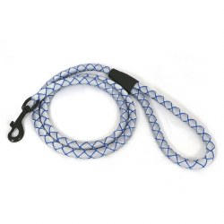 Kurgo - Back Bay Leash - Blue - 4 ft