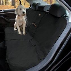 Kurgo - Wander Bench Seat Cover - Black
