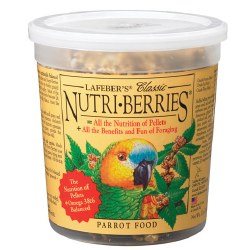 Lafeber - Nutri-Berries - Classic - Parrot - 12 oz