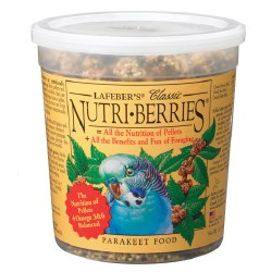 Lafeber - Nutri-Berries - Classic - Parakeet - 12.5 oz