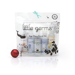 Sleepypod Little Germs Organics Stay Clean Travel Kit for Cats
