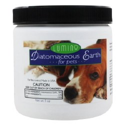 Lumino - Diatomaceous Earth - 5 oz
