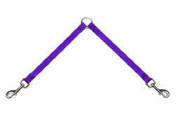 "Lupine - 1/2"" Wide Coupler - Purple - 18"""