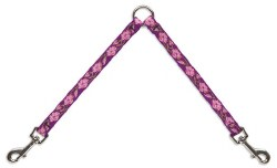 "Lupine - 1/2"" Wide Coupler - Rose Garden - 18"""