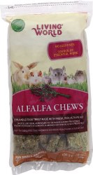 Living World - Alfalfa Chews