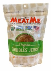 Ayrshire Farm - Meat Me - Chicken - Chibbles Jerky - 4 oz