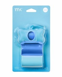 Modern Kanine - Bag Dispenser - Blue