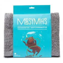 Messy Mutts - Deluxe Microfiber Towel - Medium