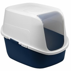 Moderna - Cat Litter Box - Amerix - Blueberry