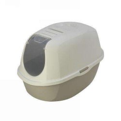 Moderna - Litter Box - Smart Cat - Warm Gray