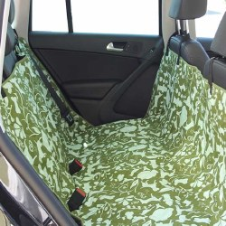 Molly Mutt - Car Seat Cover - Amarillo by Morning