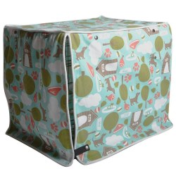 Molly Mutt - Crate Cover - Bleecker Street - Medium