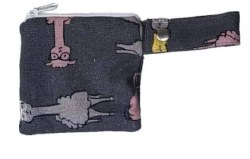 Molly Mutt - Fillmore Pouch - Call Me Al