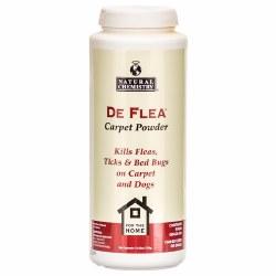 Natural Chemistry - DeFlea - Carpet Powder - 6 oz