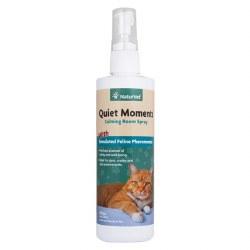 NaturVet - Quiet Moments Room Spray - Cat Calming Aid - 8 oz