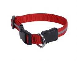 Nite Ize - Nite Dawg LED Collar - Red - Large