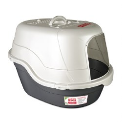 Nature's Miracle - Litter Box - Oval Hooded