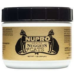 Nupro - Health Nuggets for Cats - 1lb.