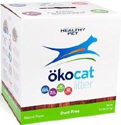 Okocat - Natural Paper Cat Litter - 8.2lb