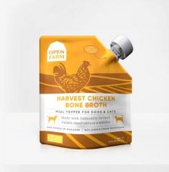 Open Farm - Harvest Chicken Bone Broth - 12 oz