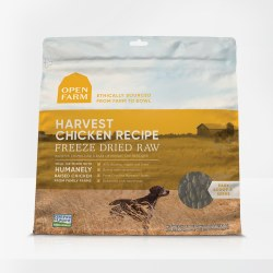 Open Farm - Harvest Chicken - Freeze Dried Dog Food - 13.5 oz