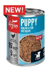 Orijen - Puppy Recipe - Canned Dog Food - 12.8 oz