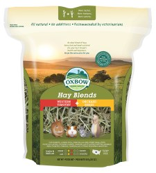 Oxbow Hays - Western Timothy & Orchard Grass Blend - 40 oz