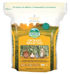 Oxbow Hays - Orchard Grass - 40 oz