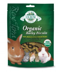 Oxbow - Organic Barley Biscuits - 2.5 oz